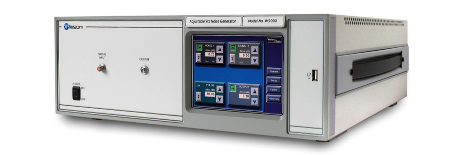 JV9000 Series: Adjustable Vcc Noise Generator for PSRR Analysis